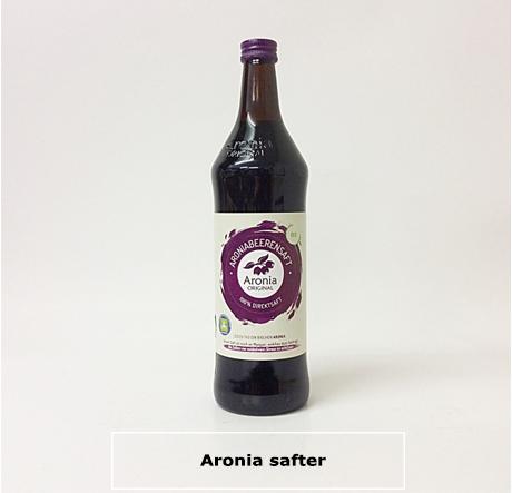 Aronia saft