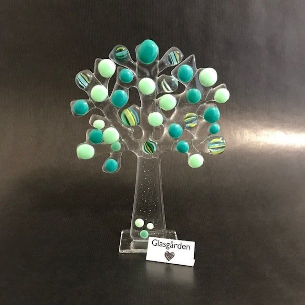 Livets Træ, mint grøn