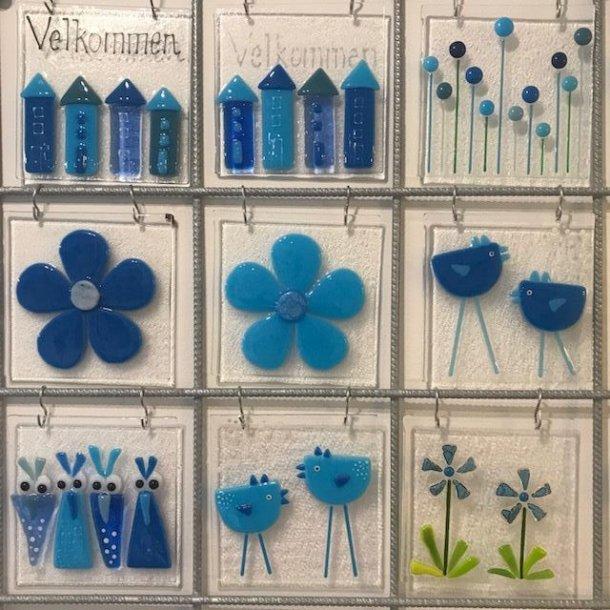 SAML SELV rio net sæt i blå farver