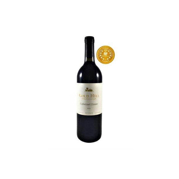 Gold Hill Cabernet Franc Canadisk rødvin