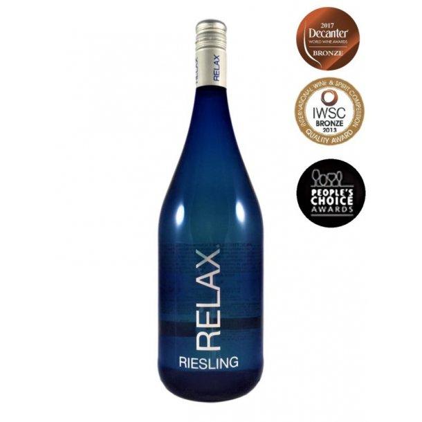 Relax Riesling Magnom flaske hvidvin