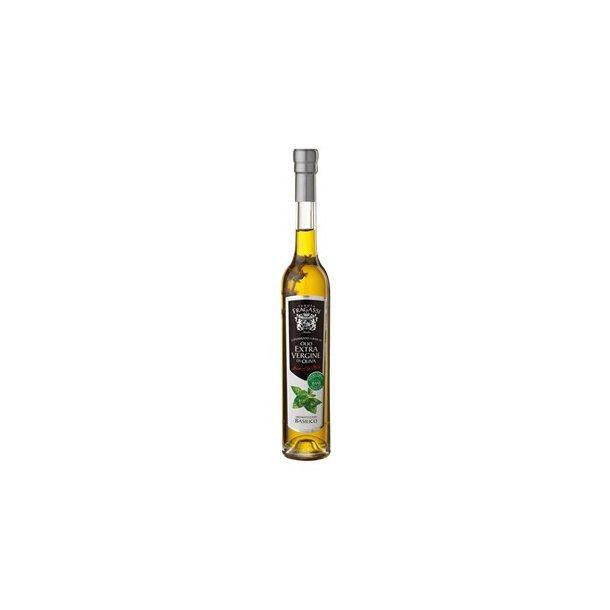 Verde Abruzzu Italiensk Olie Basilikum