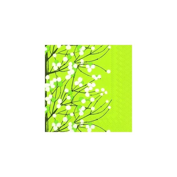 Marimekko Lumimarja lys grøn lunch