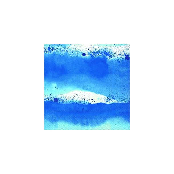 Marimekko Luovi blå lunch