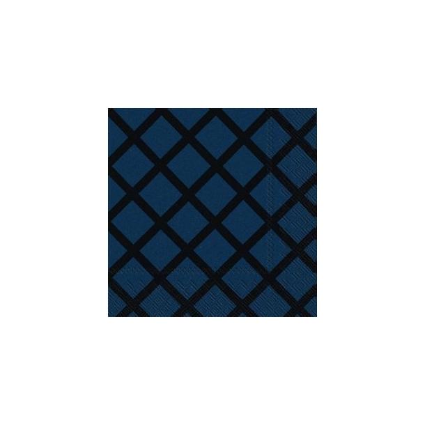 Marimekko Quilt mørkeblå lunch