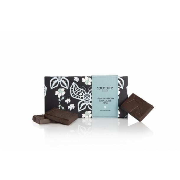 70% mørk chokolade