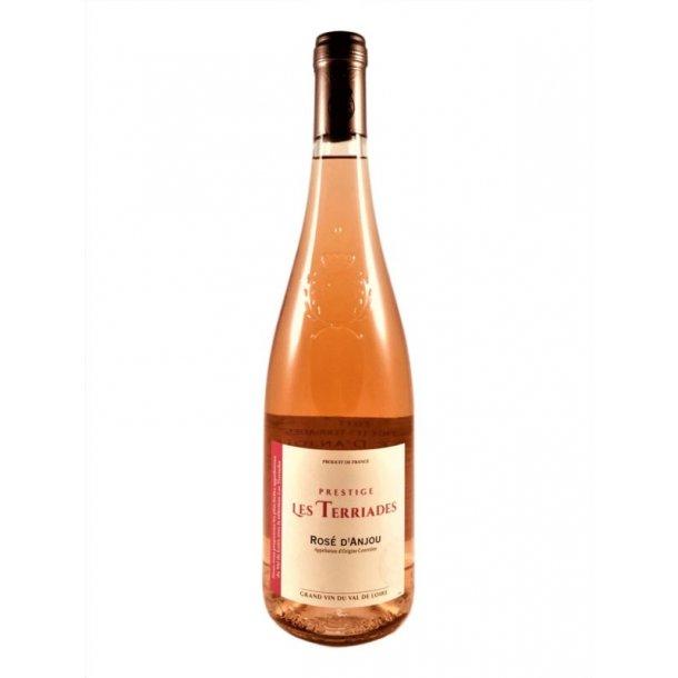 Rosè d Anjou Fransk rosévin