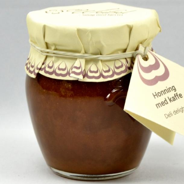 Honning med kaffe