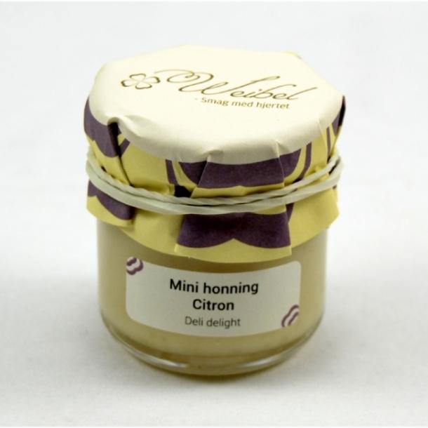 Honning med citron, mini