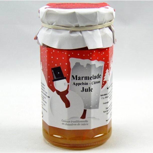 Jule marmelade med rørsukker