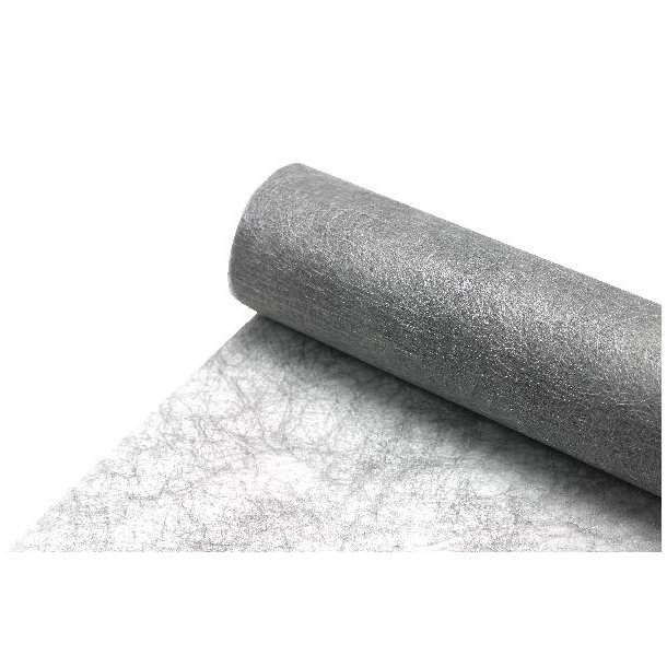 Bordløber sizoweb sølv 30cm