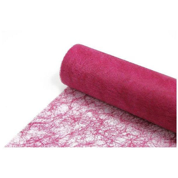 Bordløber sizoweb pink 30cm