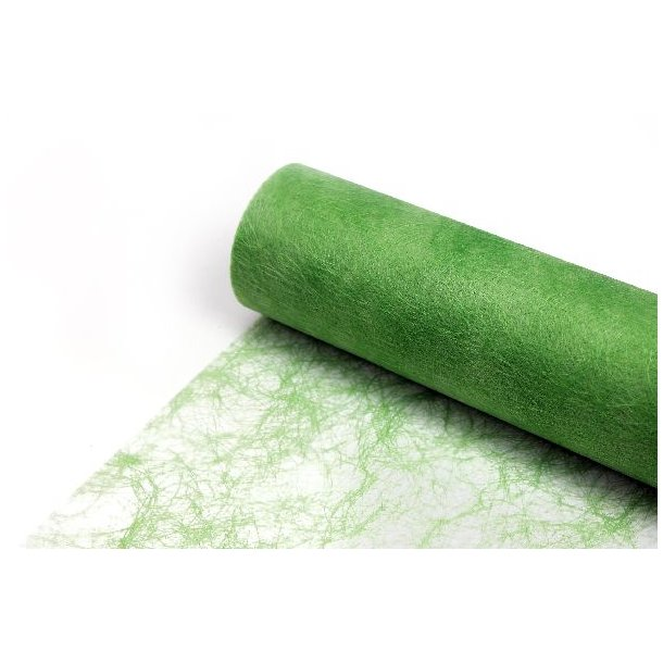 Bordløber sizoweb lys grøn 30cm