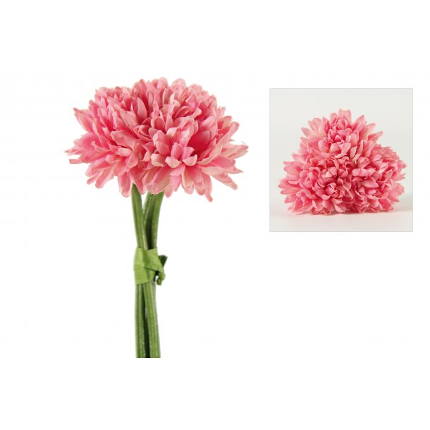 Dahlia mini buket pink