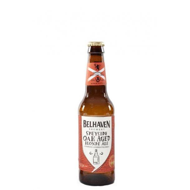 Belhaven Speyside Oak Aged Blonde