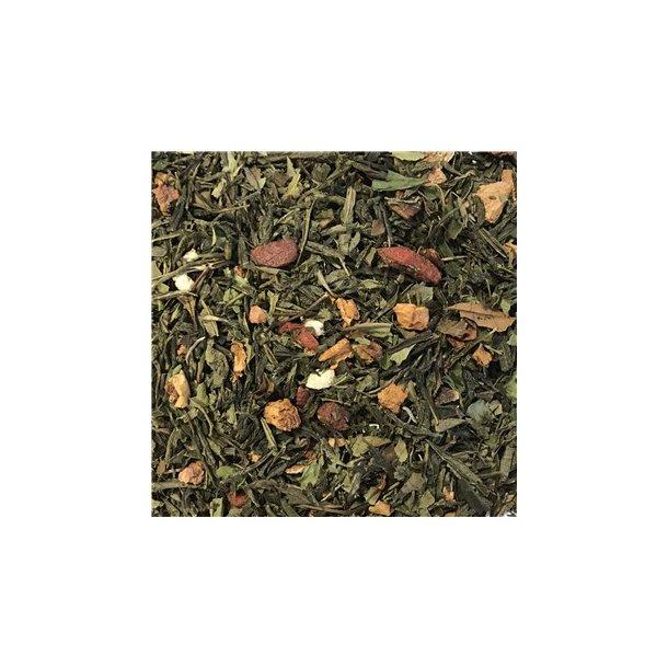 Grøn/Hvid æble - kvæde te