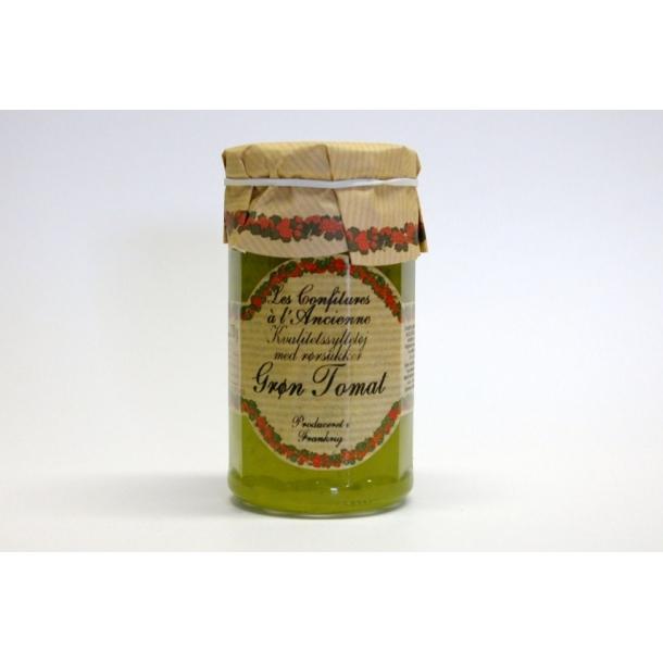 Grøn Tomat marmelade