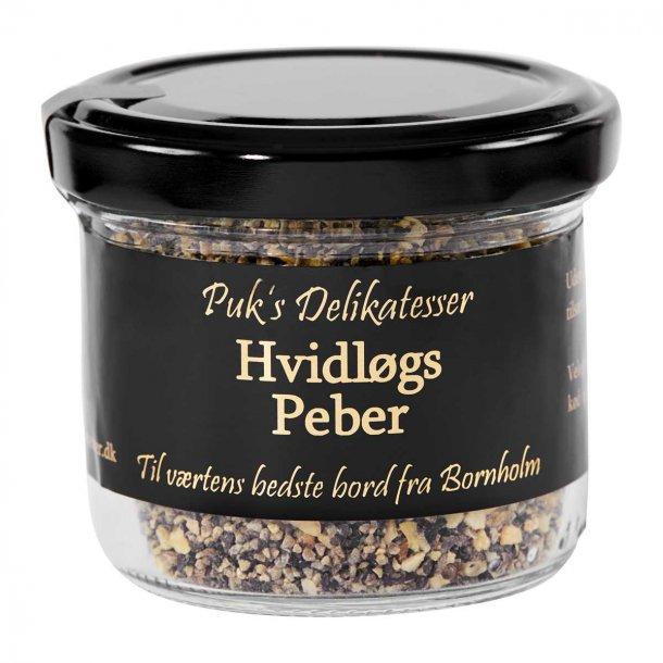 Delikatesse Hvidløgs peber  Puk´s.