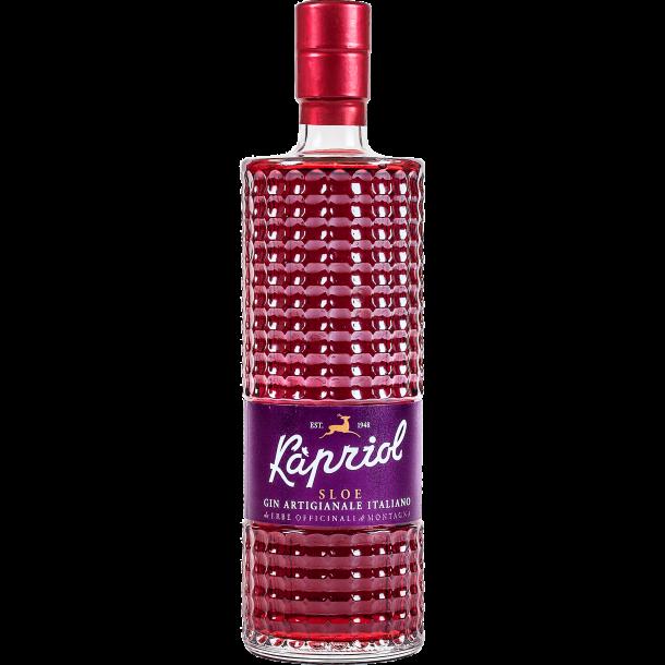 KAPRIOL GIN SLOE LIQUORE - Italiensk håndlavet gin