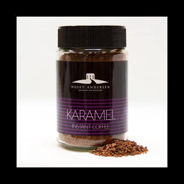 Karamel instant kaffe