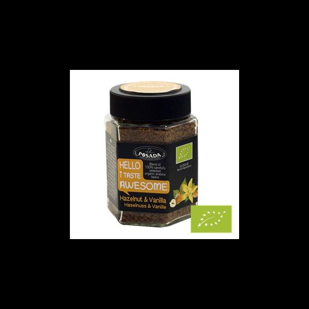 La Posada Instant Hazelnut Vanilla Økologisk