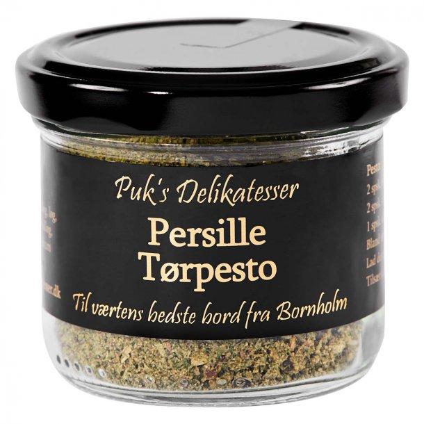 Delikatesse Persille Tørpesto Puk´s.
