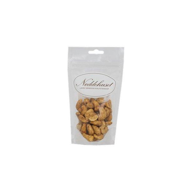 Cashewnødder med røgsmag