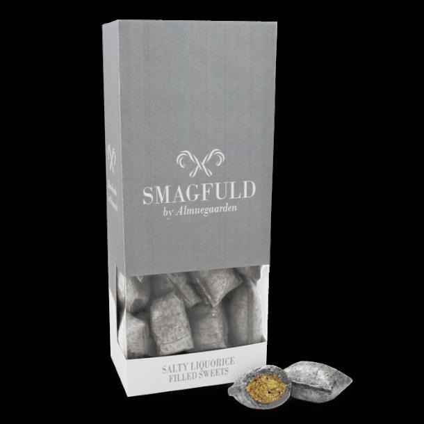 Almuegaarden fyldte bolcher med smag af salt lakrids