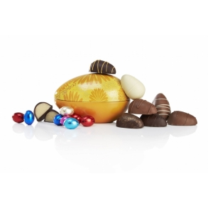 Chokolade påskeæg