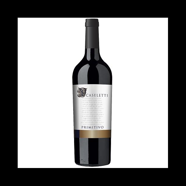 Rødvin Ceselletti - Primitivo