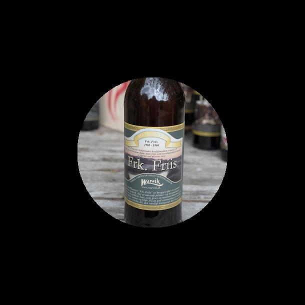 Warwik øl Frk. Friis