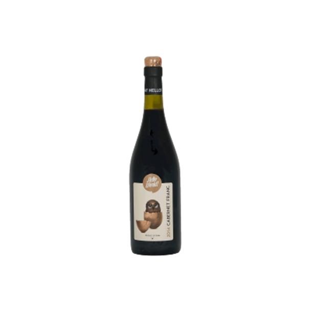 HELLO WORLD Cabernet Franc rødvin