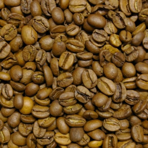 Java Colombia kaffe