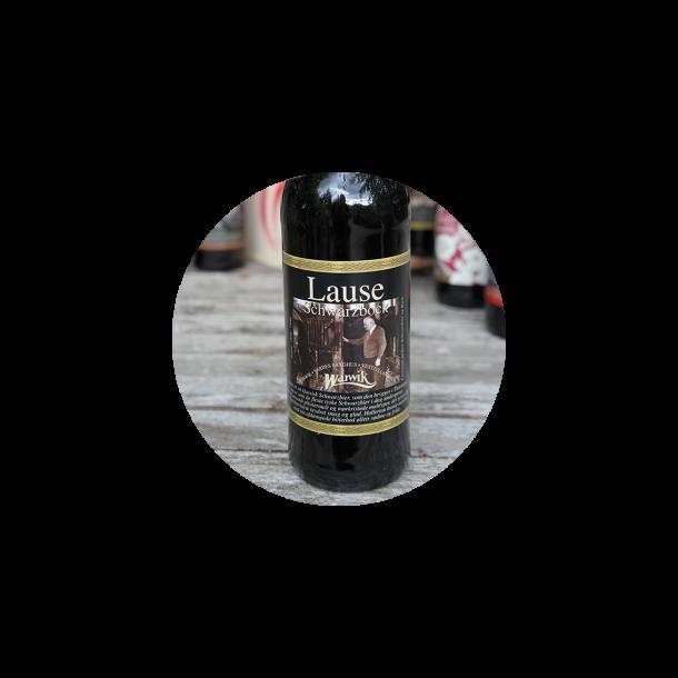 Warwik øl Lause Schwarzbock