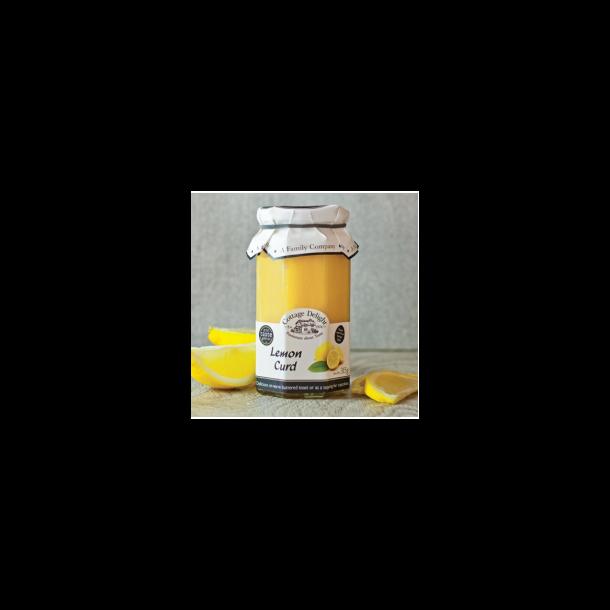 Lemon Curd med citron