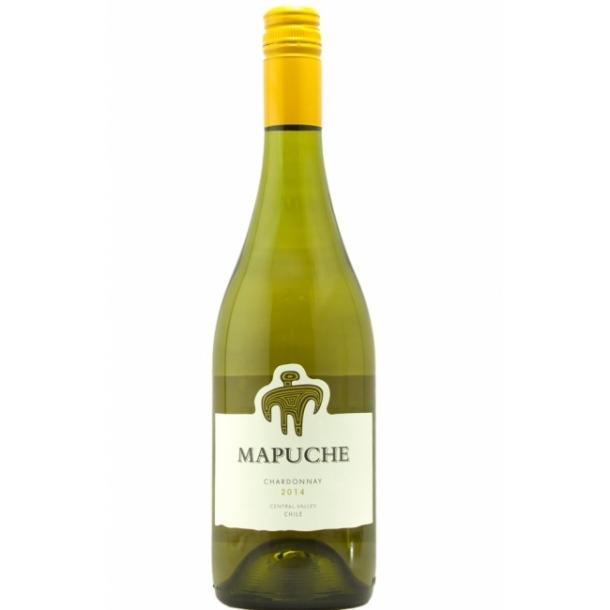 Mapuche Chardonnay chilensk hvidvin