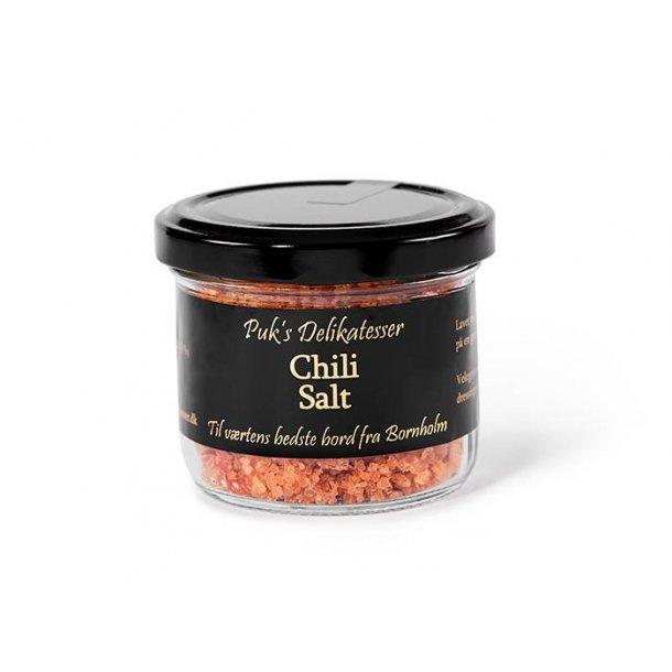 Delikatesse Chili Salt krydderier Puk´s.
