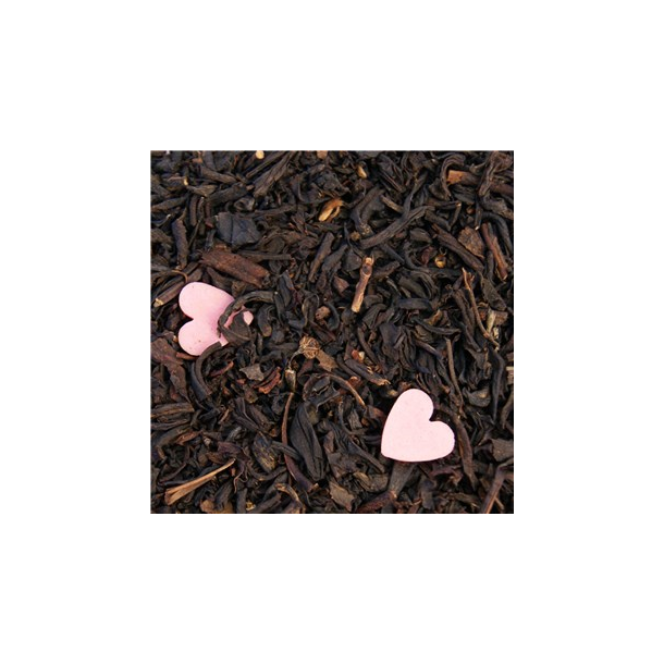 Veninde te med pink hjerter